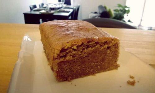 Recette du gâteau à la crème de marron