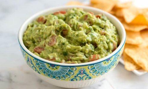 Recette du guacamole