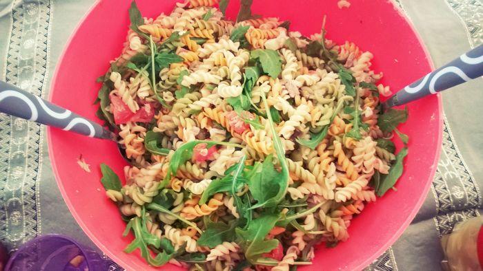 Recette de la salade italienne à la mayonnaise