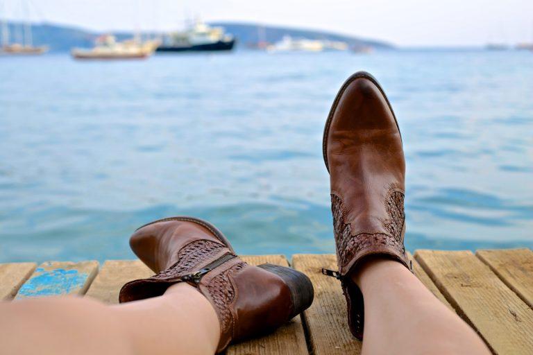 Chaussures pieds larges et sensibles pour femmes